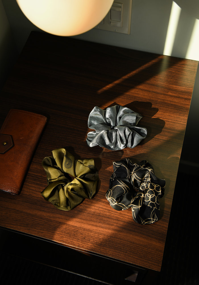 By PSC - Olive Scrunchies Set