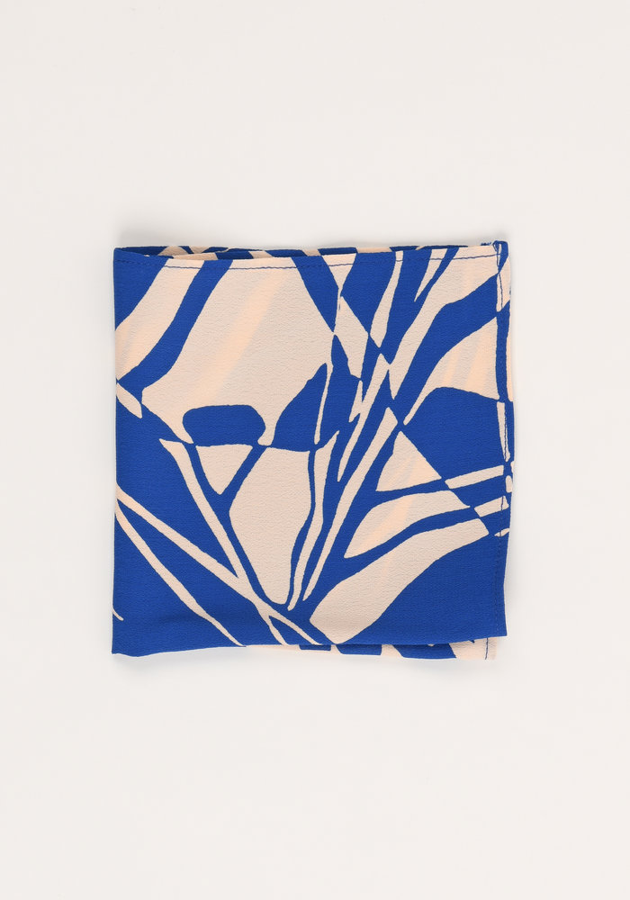 The Thorsen Rayon Pocket Square