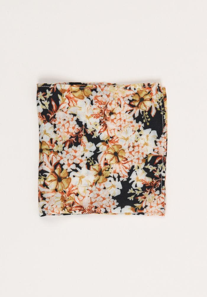 The Wild Flower Pocket Square