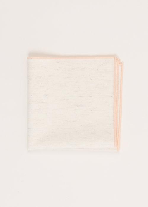 Pocket Square Clothing The Merrow (Blush Pink) Pocket Square