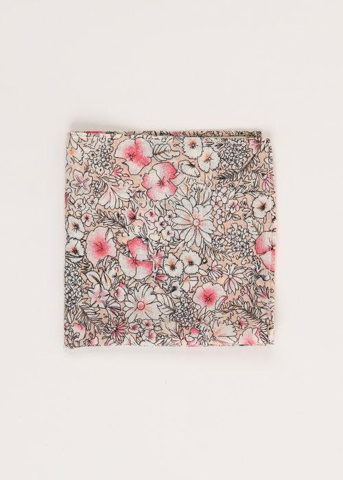 Pocket Square Clothing The Olivia (Pink) Pocket Square