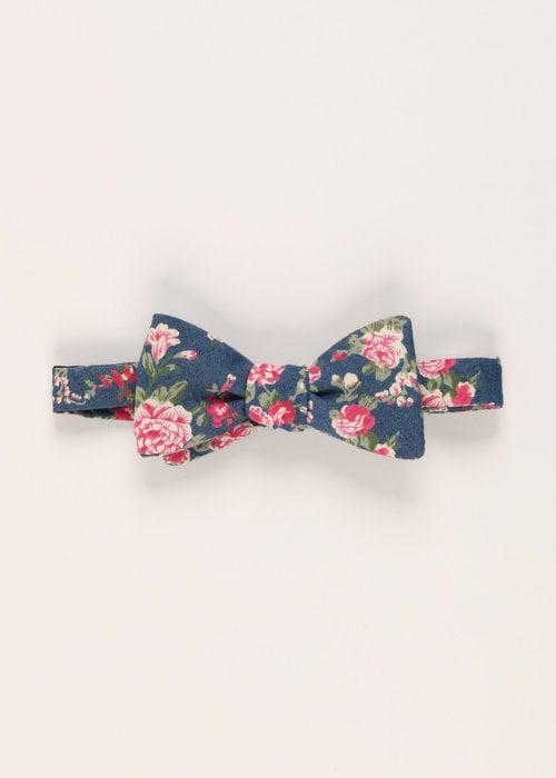 Pocket Square Clothing The Clara Bow Tie