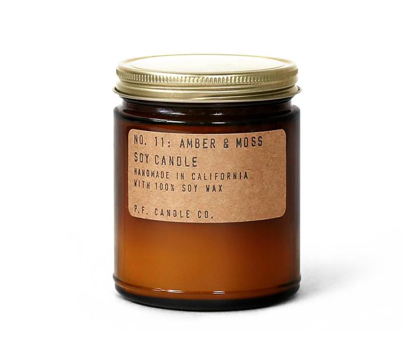 P.F. Candle Co. - No. 11 Amber & Moss 7.2 oz Soy Candle