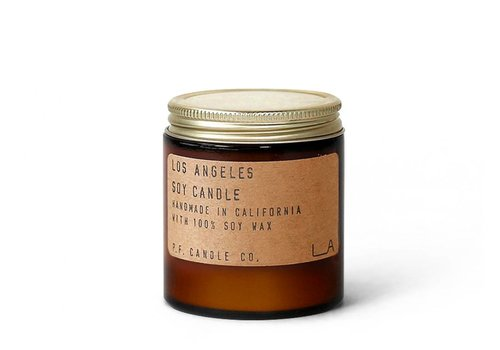 P.F. Candle Co. LA Original Limited Edition 3.5 oz Mini Soy Candle