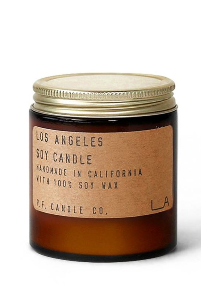 LA Original Limited Edition 3.5 oz Mini Soy Candle