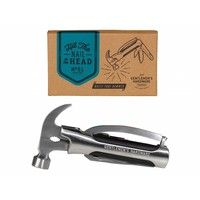 Gentlemen's Hardware - Multi Purpose Hammer Tool