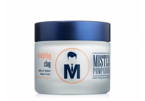 Mr. Pompadour Sculpting Clay