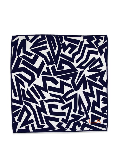 LA Original The District Pocket Square