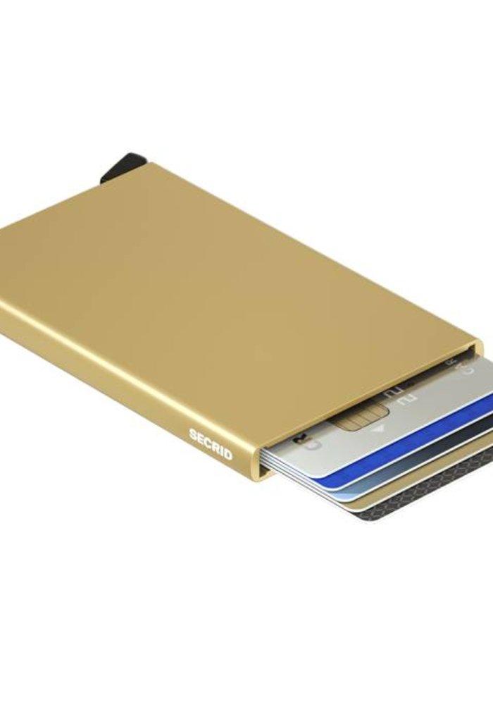 Secrid - Cardprotector - Gold