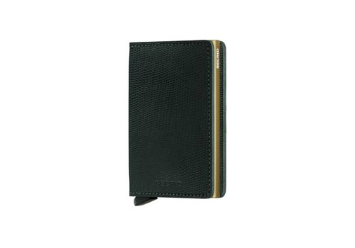 Secrid Slimwallet - Rango Green Gold
