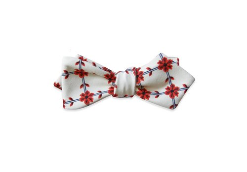 Pocket Square Clothing The Adele Bow Tie