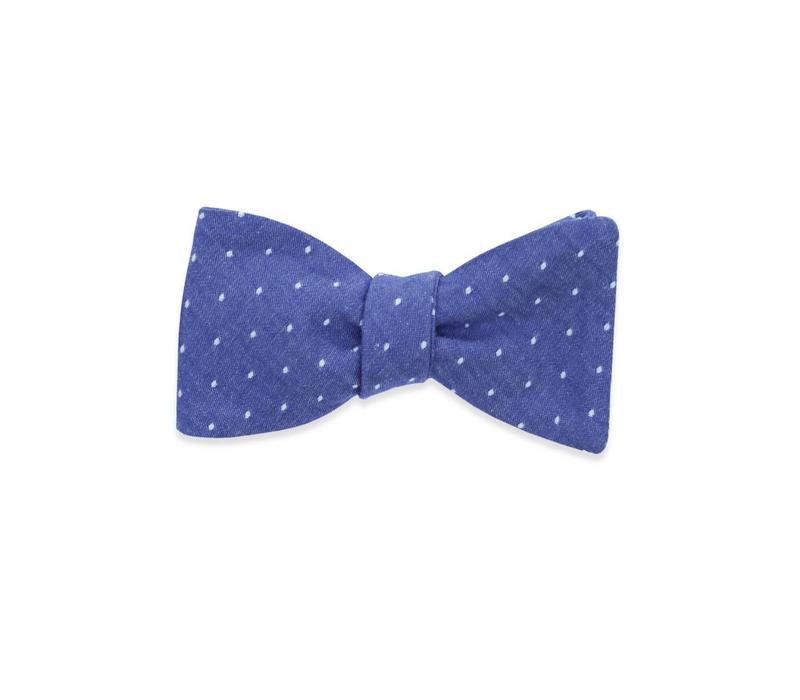 The Hamilton Polka Dot Bow Tie
