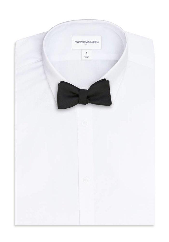 The Ward Black Bow Tie