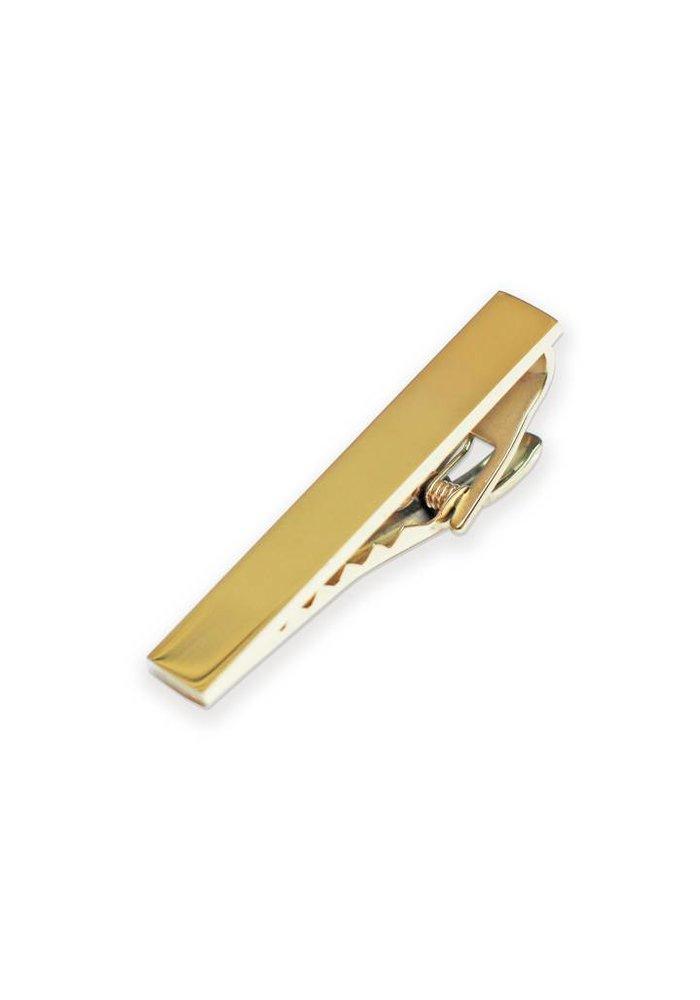 """Gold Tie Clip 2"""""""