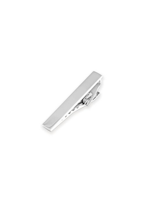 Pocket Square Clothing Silver Tie Clip 2""