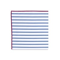 The Duval Stripe Pocket Square