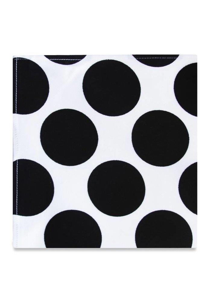 The Harvey Polka Dot Pocket Square