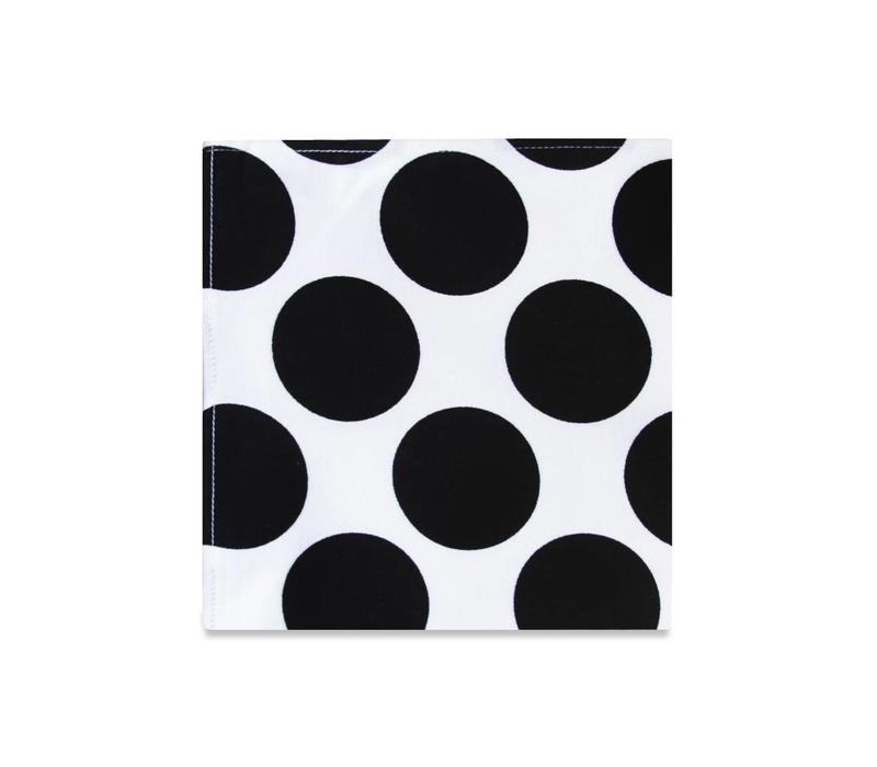 The Harvey Polka Dot Pocket Square