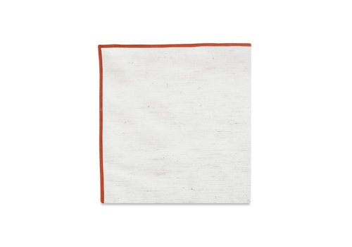 Pocket Square Clothing The Merrow (Burnt Orange) Pocket Square