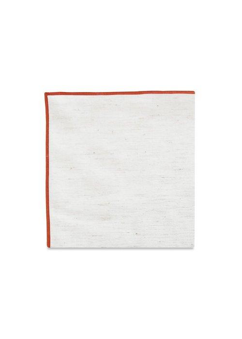Pocket Square Clothing The Merrow (Burnt Orange) Pocket Square