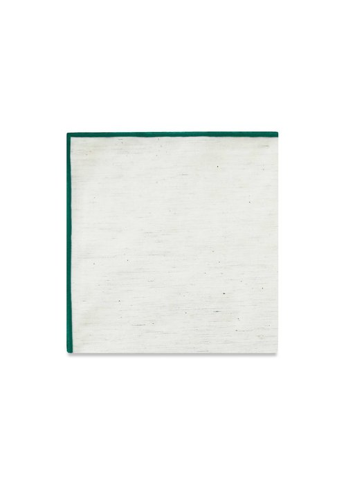Pocket Square Clothing The Merrow (Green) Pocket Square