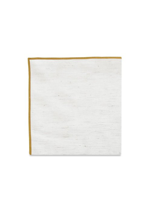Pocket Square Clothing The Merrow (Gold) Pocket Square