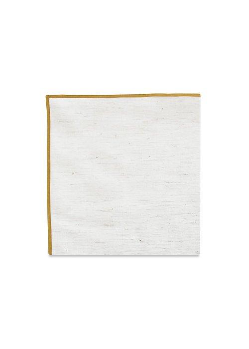 Pocket Square Clothing The Merrow (Gold) Pocket Square