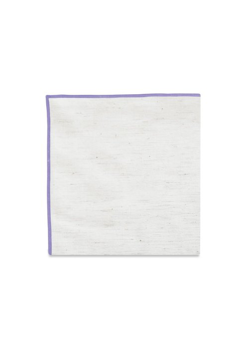 Pocket Square Clothing The Merrow (Lavender) Pocket Square