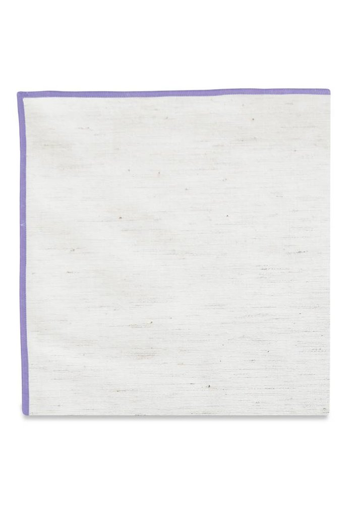 The Merrow (Lavender) Pocket Square