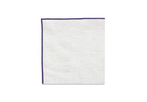 Pocket Square Clothing The Merrow (Purple) Pocket Square