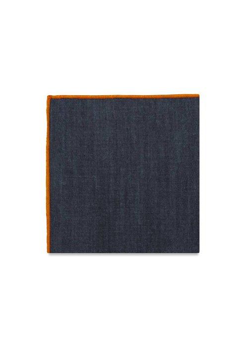 Pocket Square Clothing The York (Orange) Pocket Square