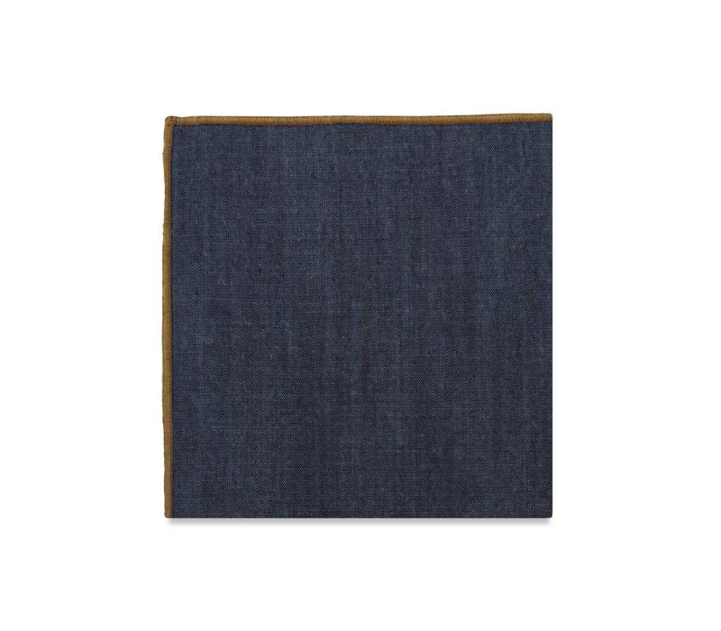 The York (Tan) Pocket Square