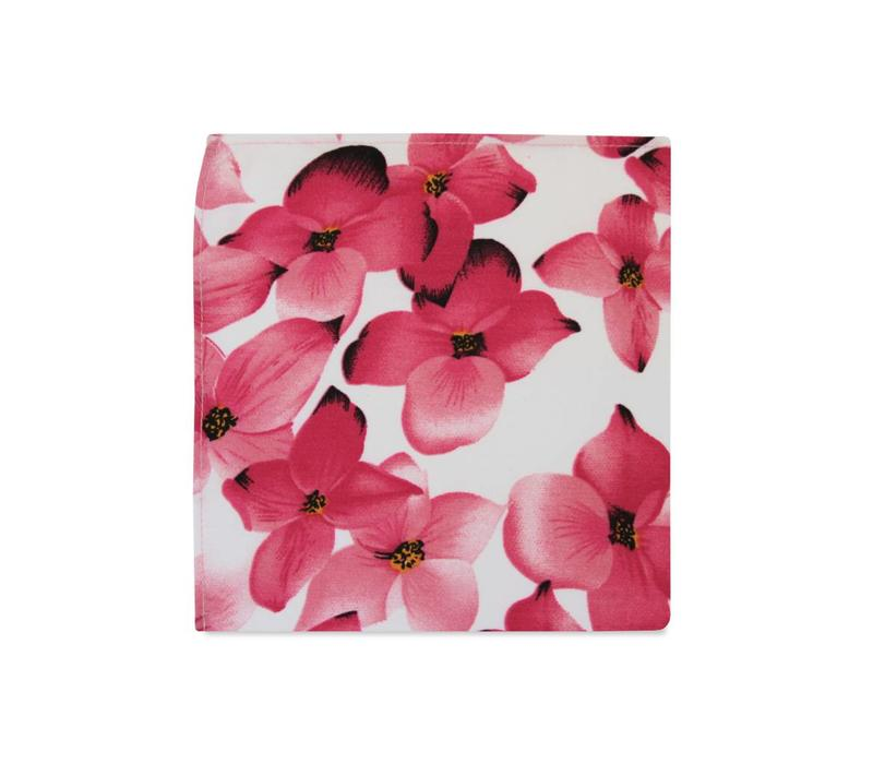 The Annabel Floral Pocket Square