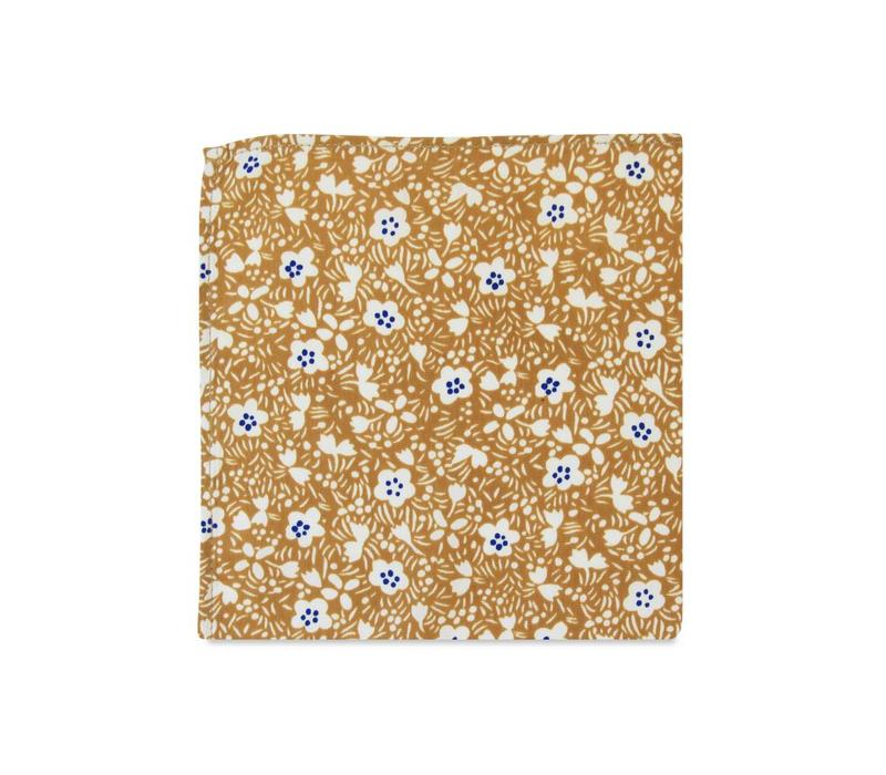 The Awtrey Floral Pocket Square