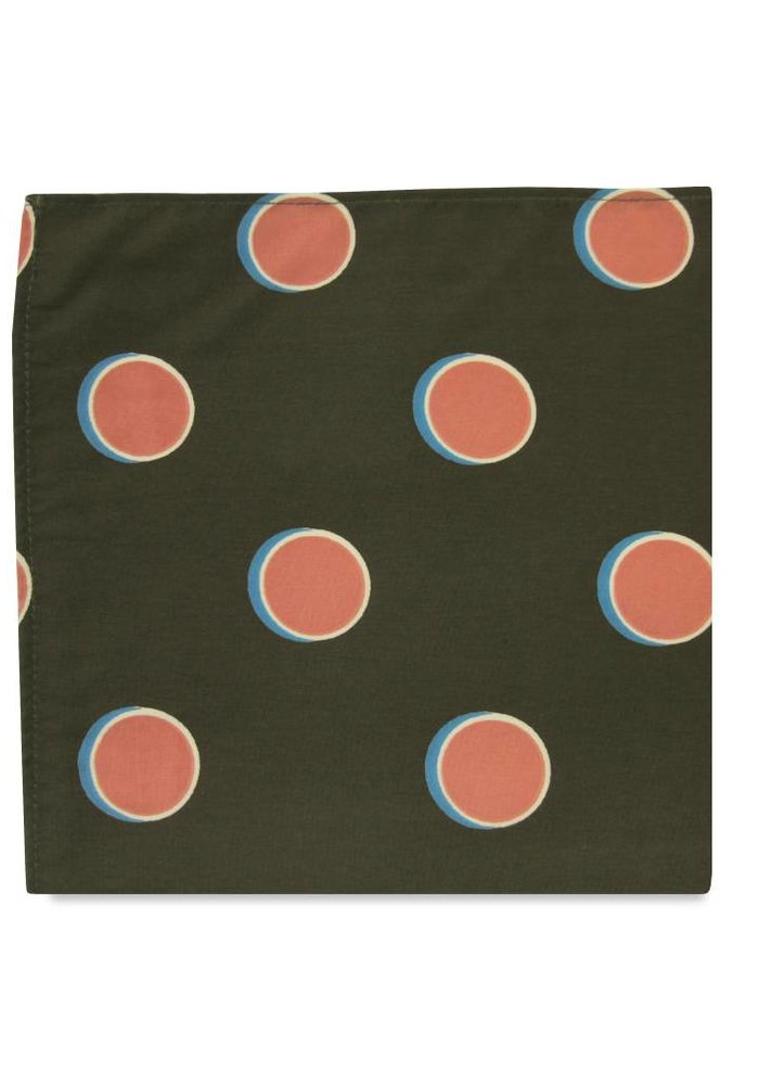 The Clausen Pocket Square