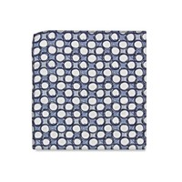 The Fabien Silk Pocket Square