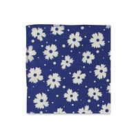 The Jarvis Floral Pocket Square