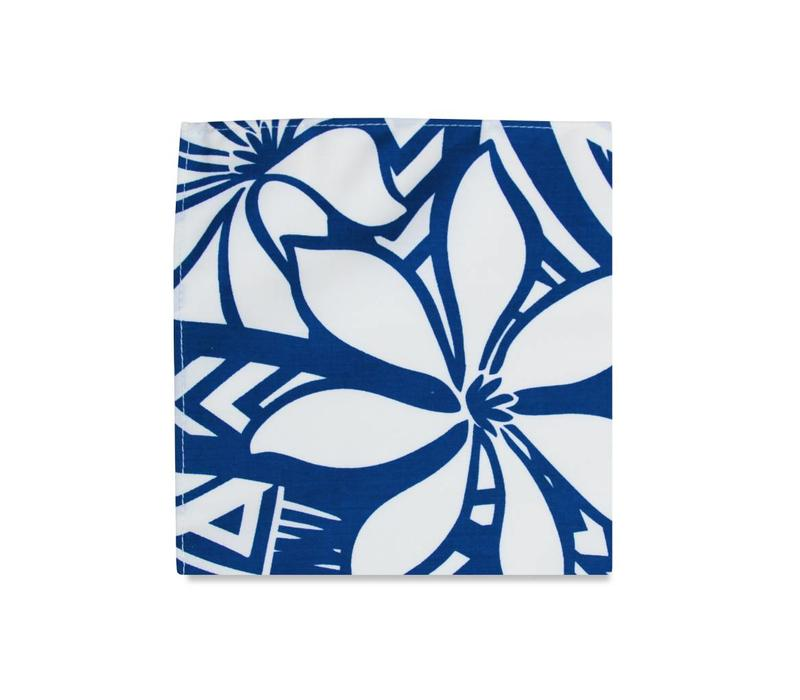 The Malia Floral Pocket Square