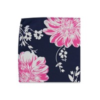 The Morrow Floral Pocket Square