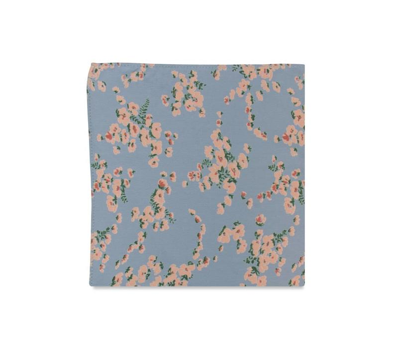 The Nikita Floral Pocket Square