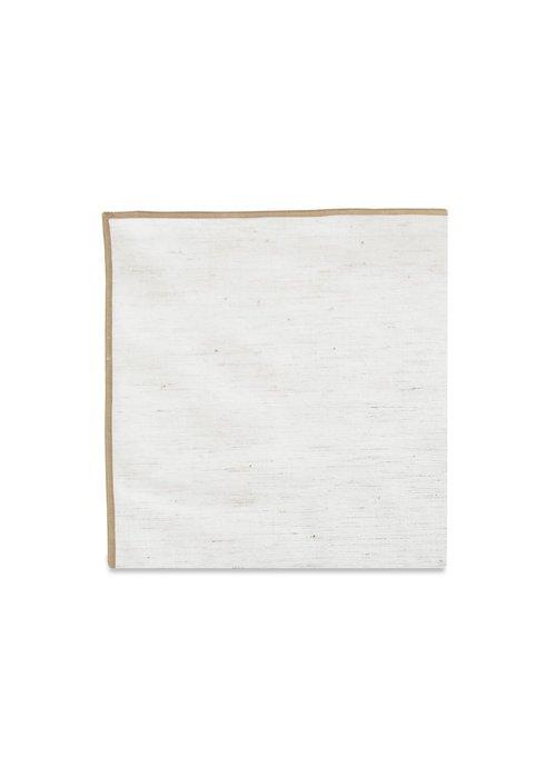 Pocket Square Clothing The Merrow (Tan) Pocket Square