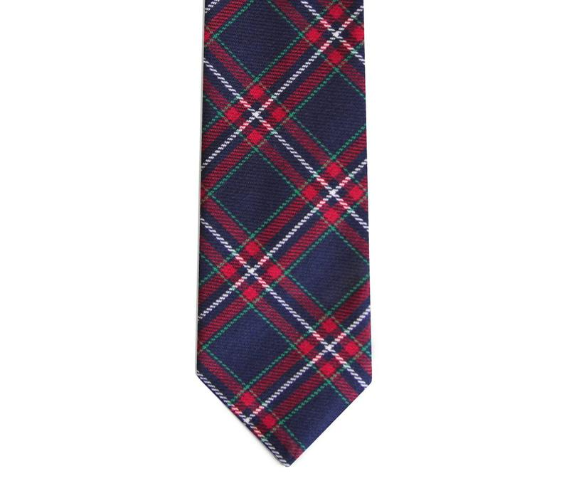 The Alden Wool Tie