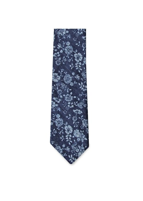 Pocket Square Clothing The Beal Floral Tie