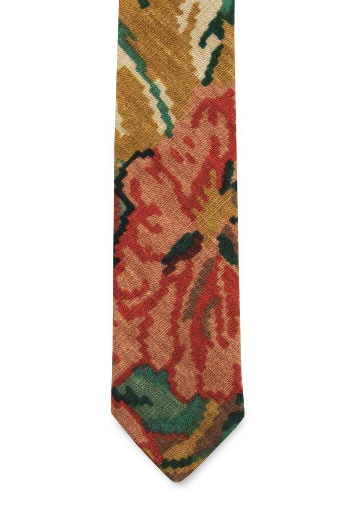 The Calderon Floral Cotton Tie