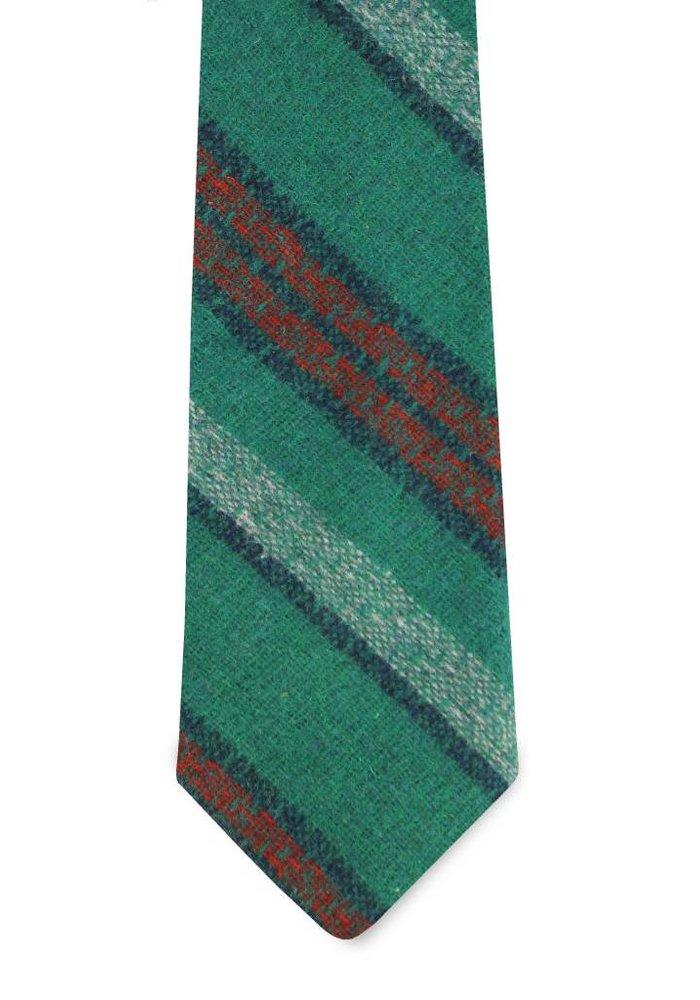 The Doleman Wool Tie