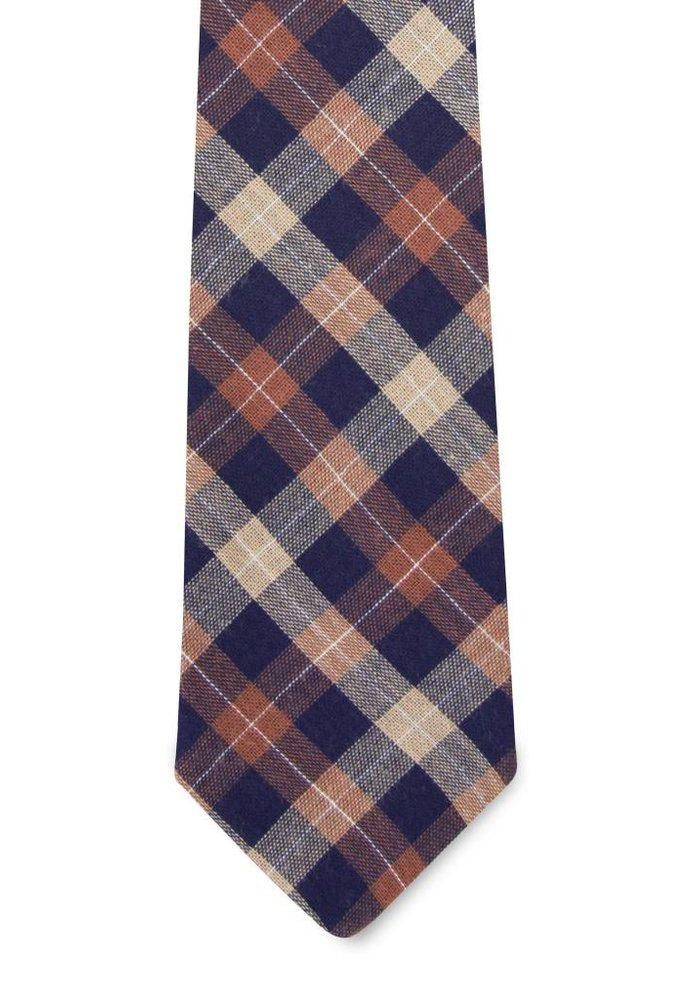 The Emerson Cotton Tie