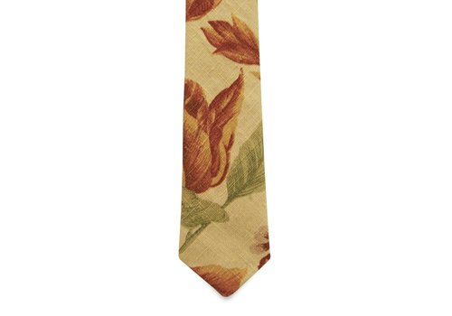 Pocket Square Clothing The Evans Floral Tie