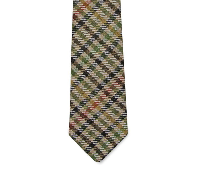 The Hays Wool Tie