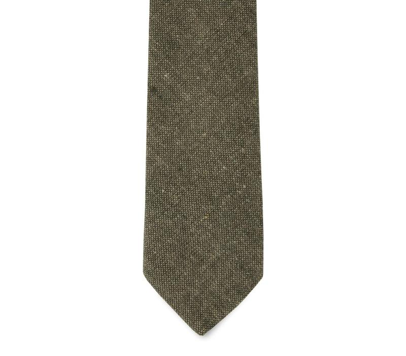 The Marino Wool Tie