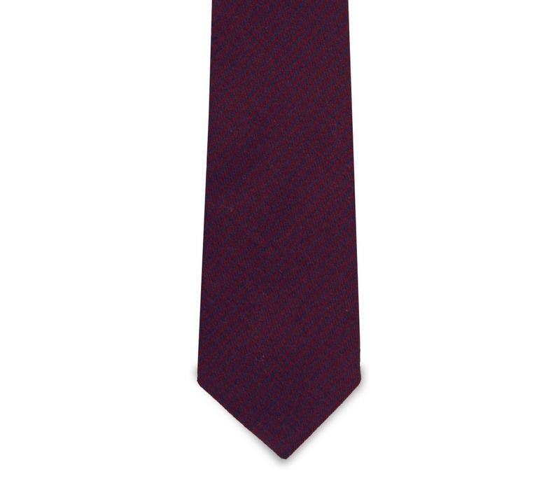 The Norman Wool Tie
